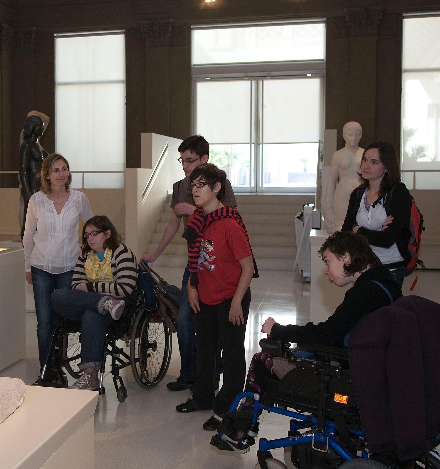 Museu Nacional Art Catalunya | Comunitaris
