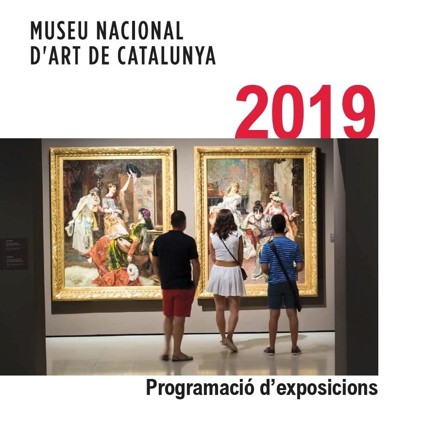 Presentació de la programació d'exposicions del 2019