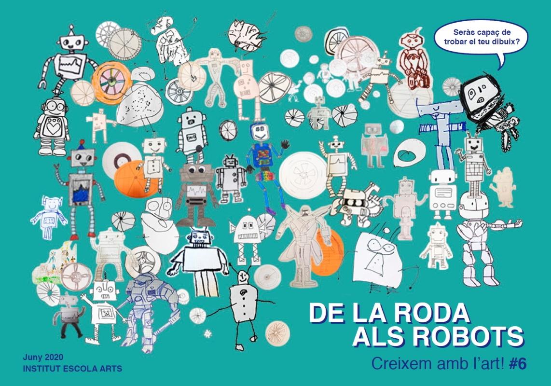 de la roda als robots - revista Creixem Amb l'Art 6