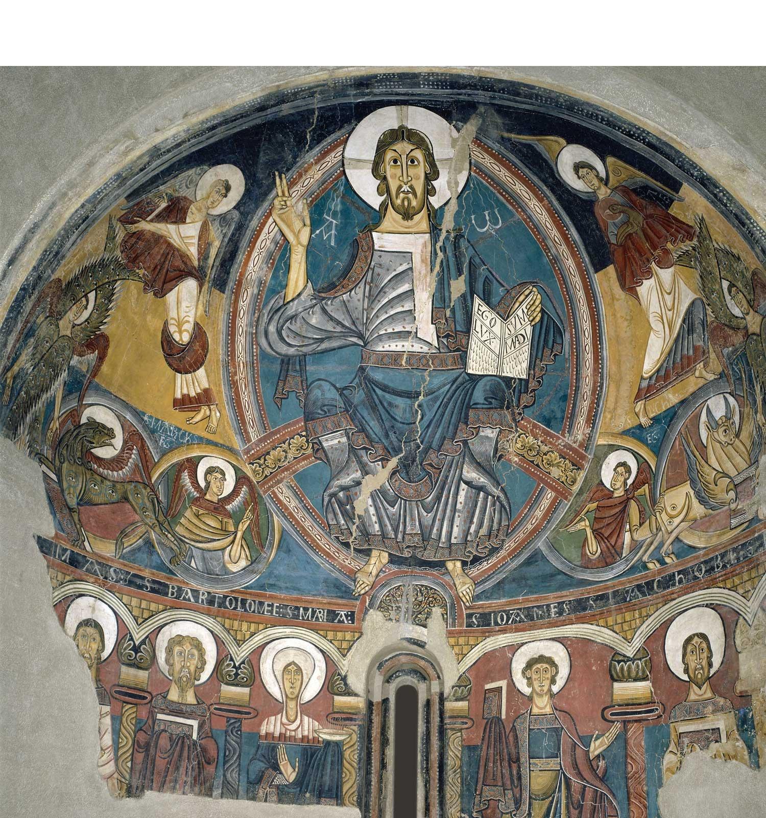 Medieval Romànic