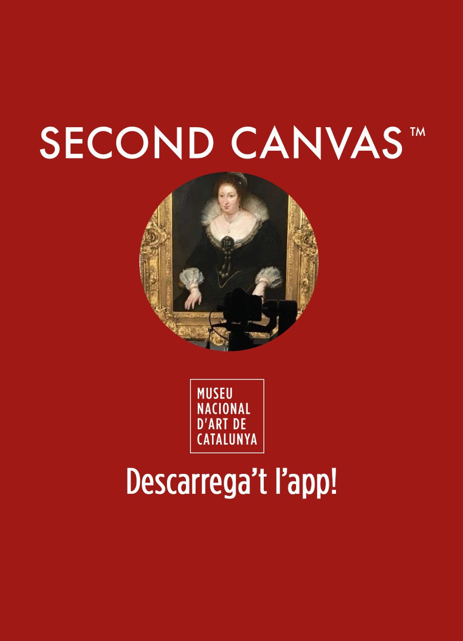 App Second Canvas Museu Nacional