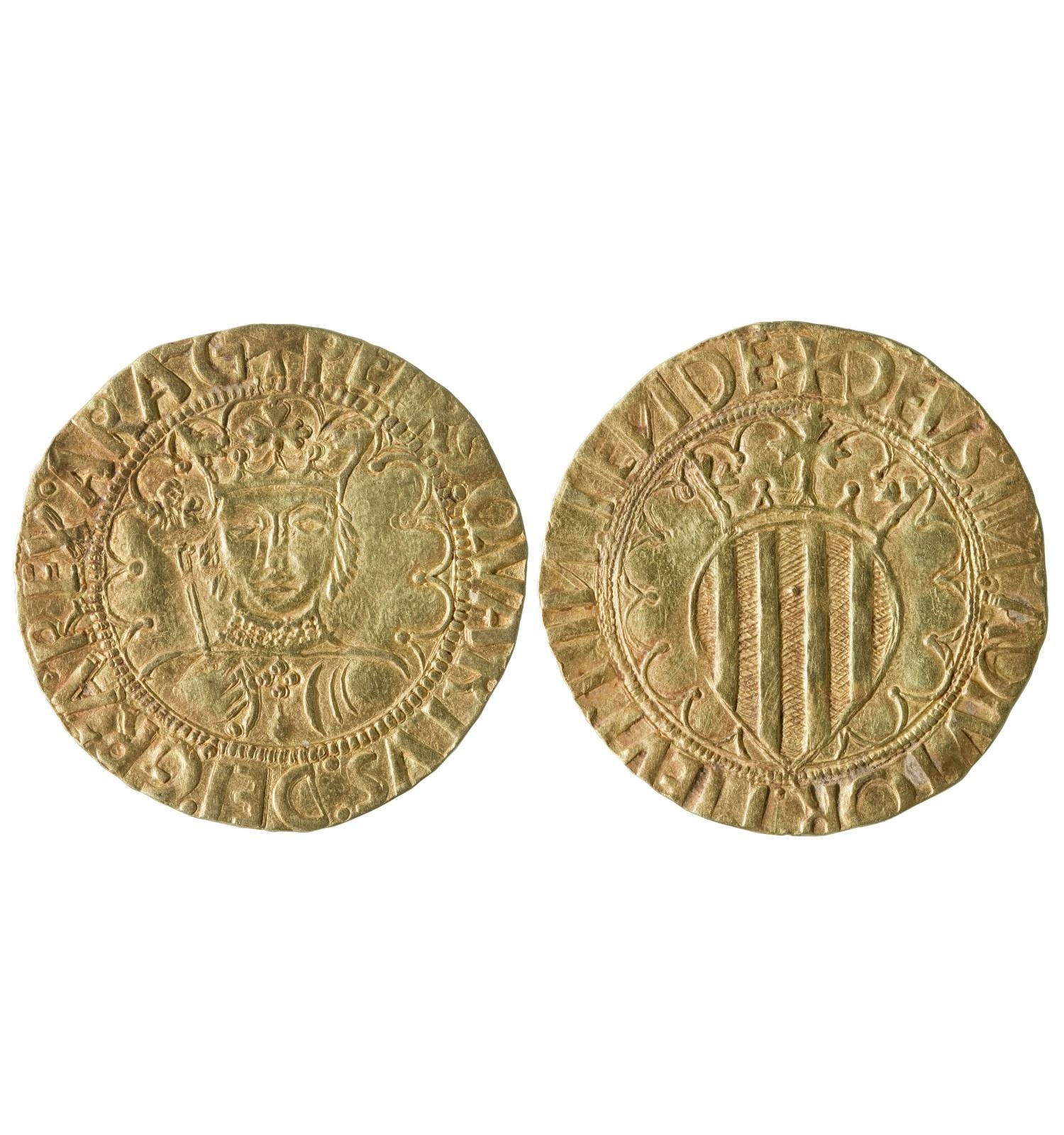 SEMINARIO LA MONEDA D´UN REI PROSCRIT: PERE IV A CATALUNYA (1464-1466) Seminari_0