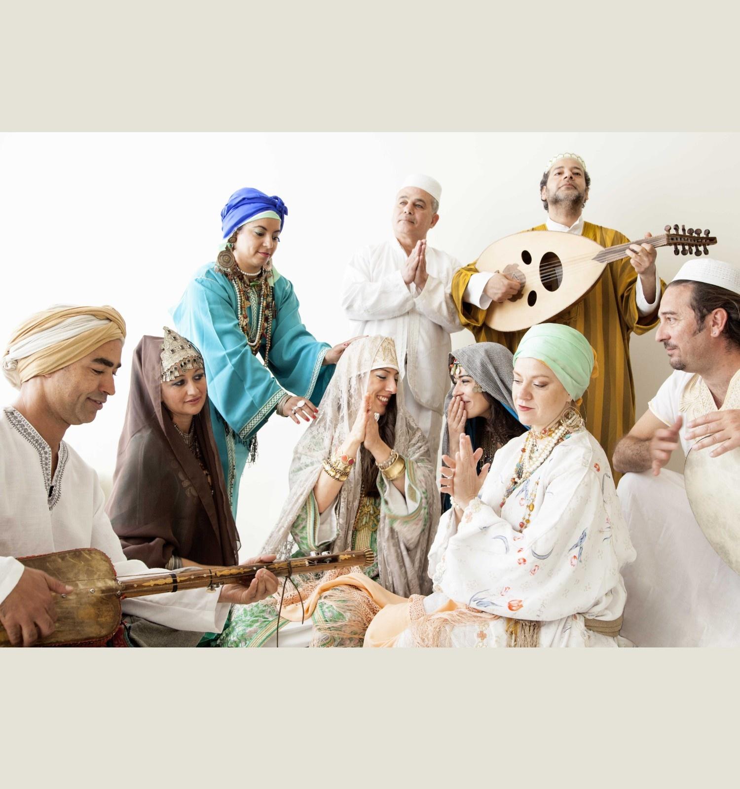 Tarab, una mirada orientalista