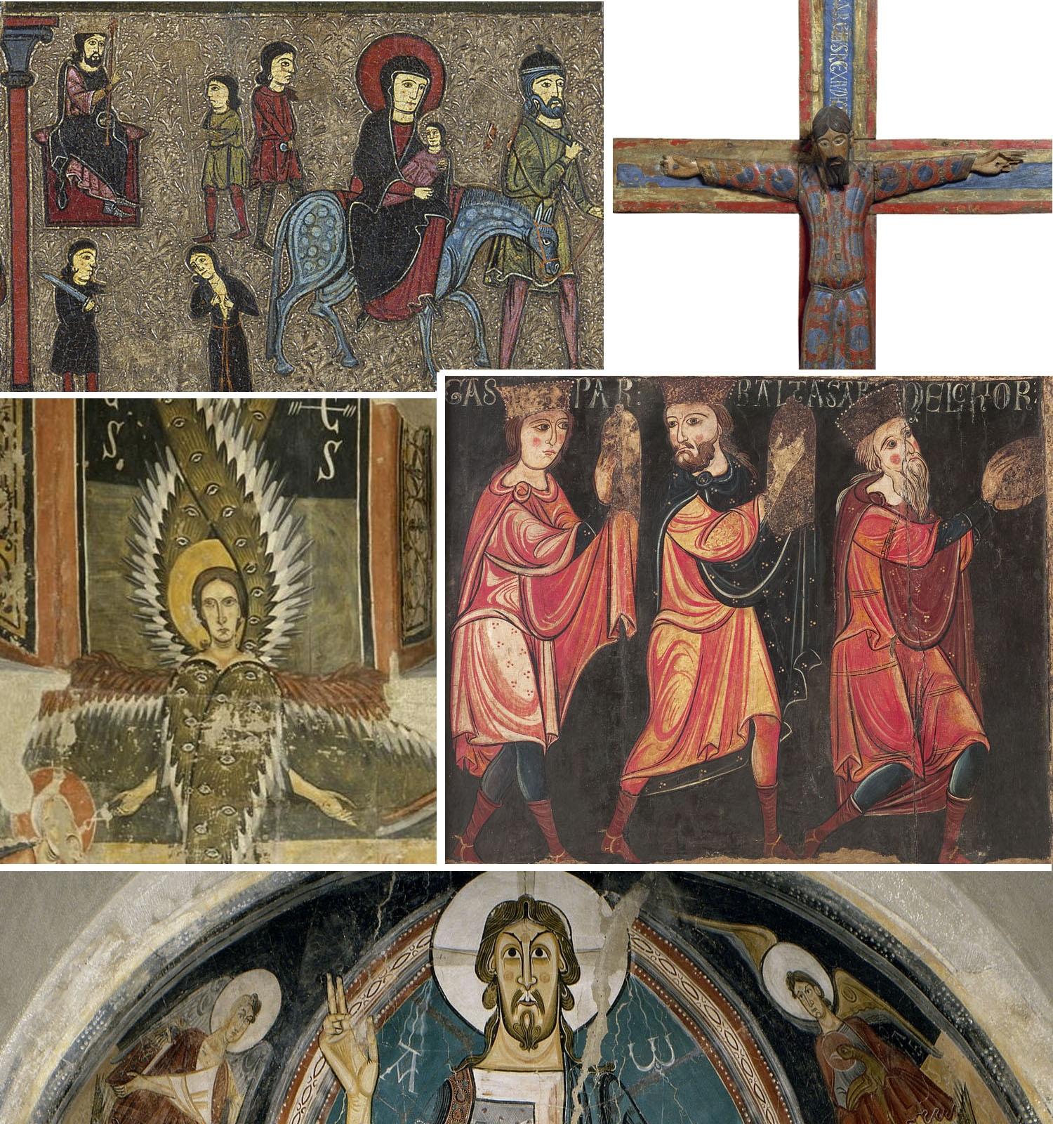The voices of the Romanesque - virtual tour