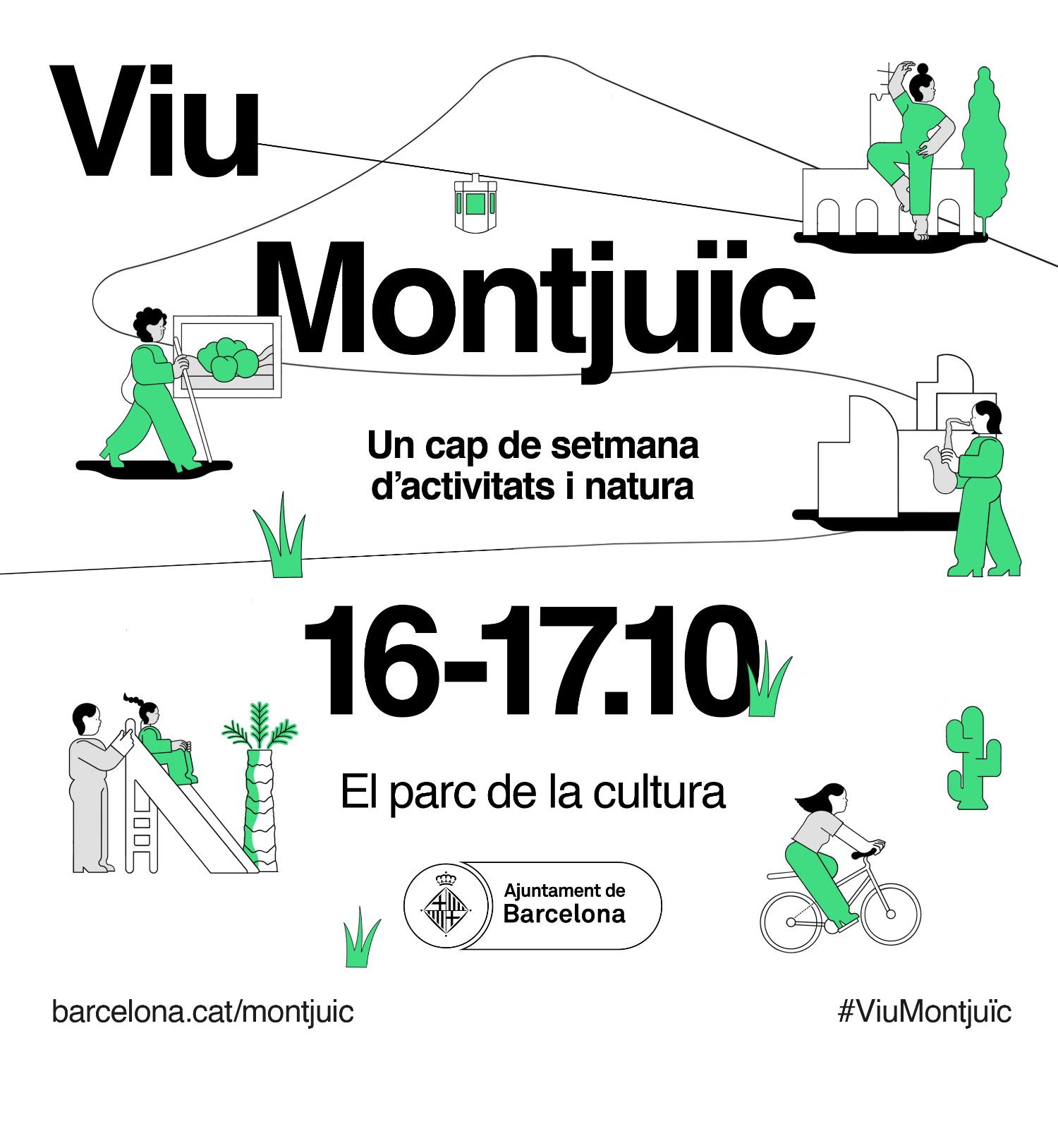 Viu Montjuïc!
