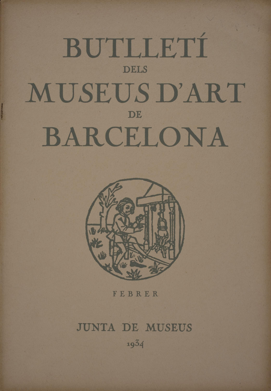 Vol. 4, núm. 33 (febrer 1934)