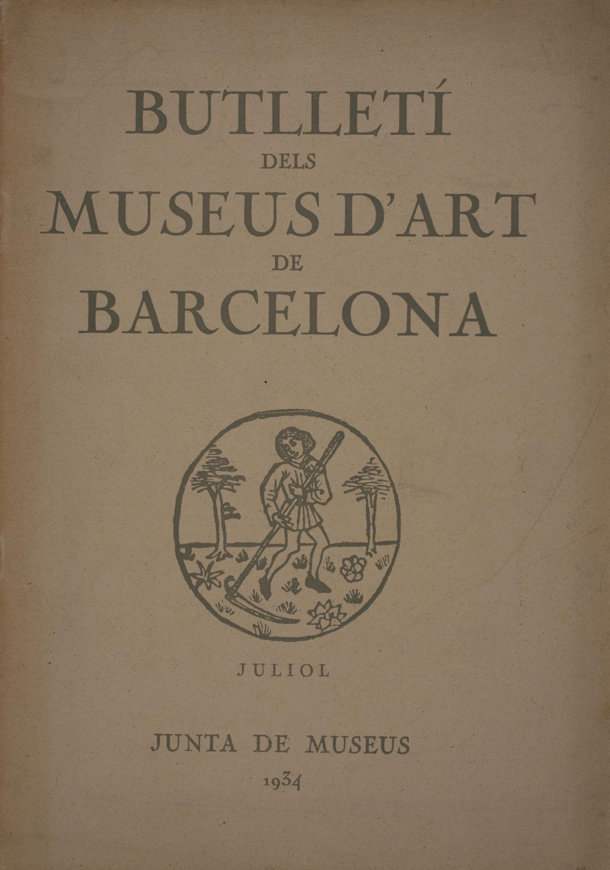 Vol. 4, núm. 38 (juliol 1934)