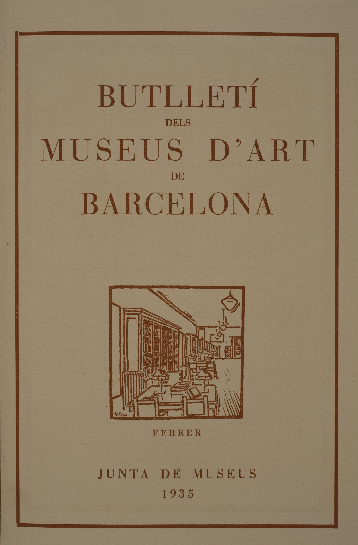 Vol. 5, núm. 45 (febrer 1935)