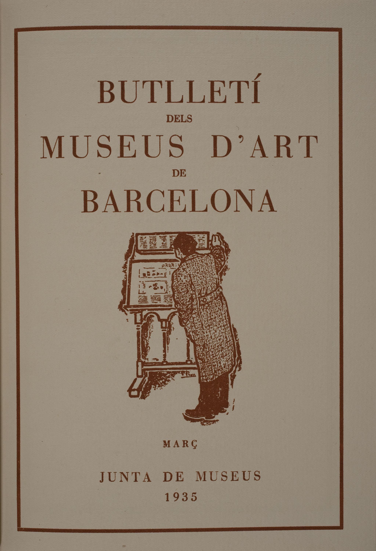 Vol. 5, núm. 46 (març 1935)