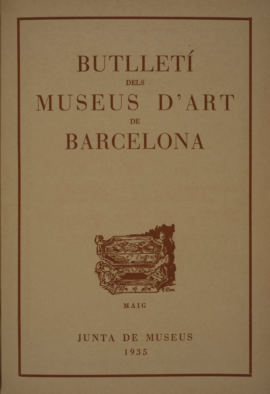 Vol. 5, núm. 48 (maig 1935)