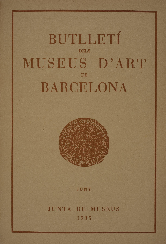 Vol. 5, núm. 49 (juny 1935)