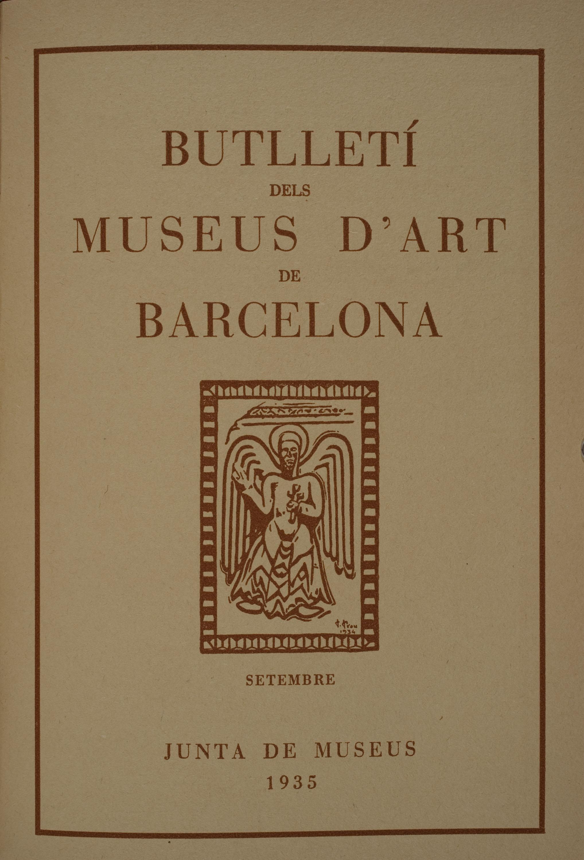 Vol. 5, núm. 52 (setembre 1935)