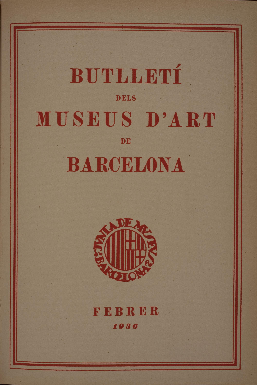 Vol. 6, núm. 57 (febrer 1936)