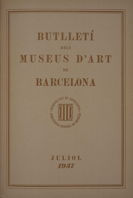 Vol. 7, núm. 74 (juliol 1937)