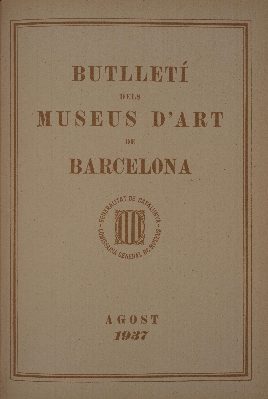Vol. 7, núm. 75 (agost 1937)