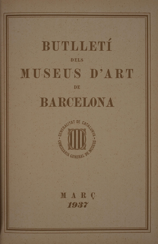 Vol. 7, núm. 70 (març 1937)
