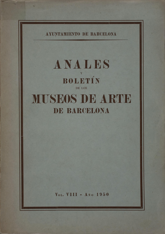 Vol. 8, 1950