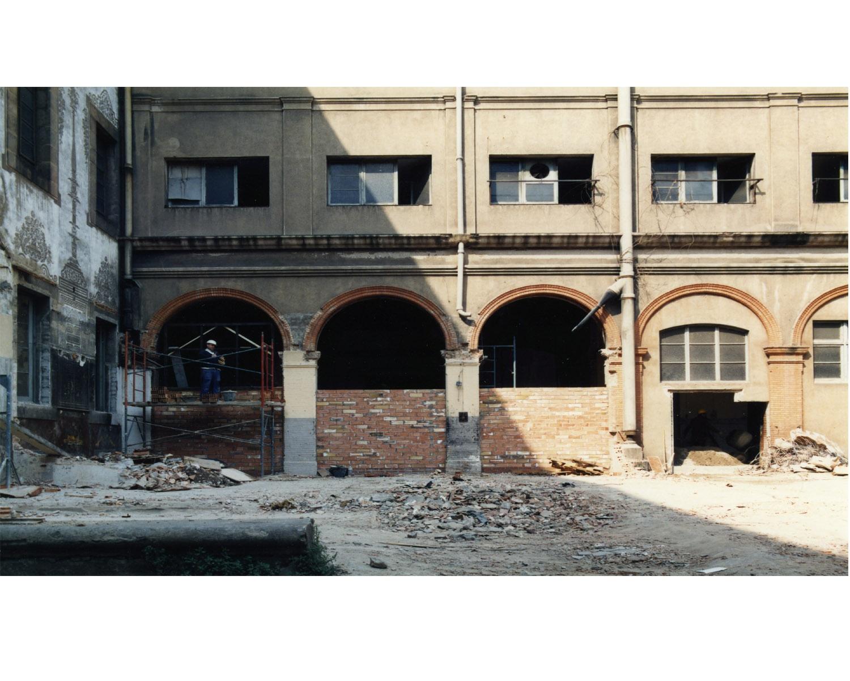 La Biblioteca a la Casa de la Caritat
