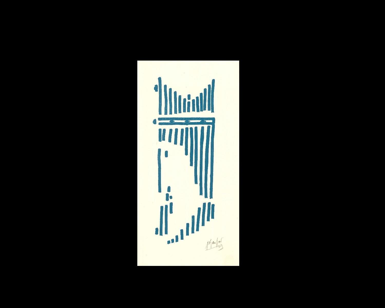 FELICITACIÓ  DE NADAL, 1963