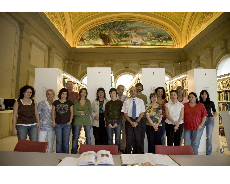 Biblioteca Joaquim Folch i Torres