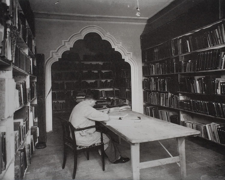 1936 Francesc Font, auxiliar de la Biblioteca