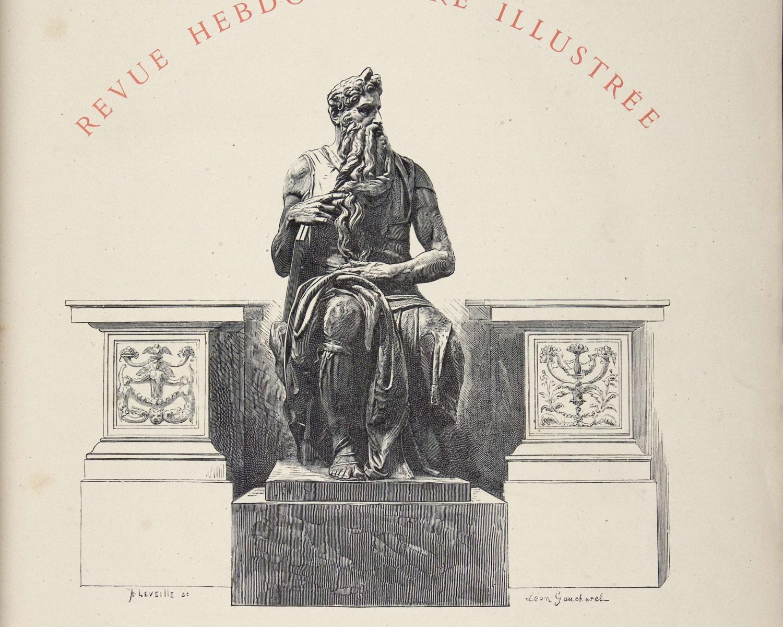 L'Art: revue hebdomadaire illustrée. 1875, any 1, t. 1. Paris, 1875-1907