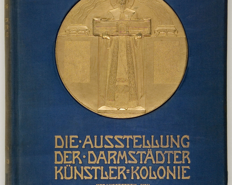 Alexander KOCH, Grossherzog Ernst Ludwig und die Ausstellung der Künstler-Kolonie in Darmstadt von Mai bis Oktober 1901. Darmstadt: Alex. Koch, 1901