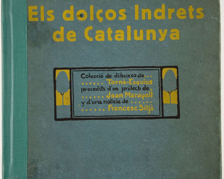 Els Dolços indrets de Catalunya: col·lecció de dibuixos de Torné Esquius. Vilanova y Geltrú: Oliva, 1910