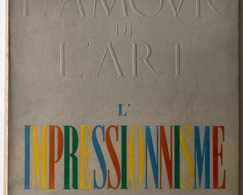 L'Amour de l'art. 1947, any 27, núm. 21/22. Paris, 1945-195?