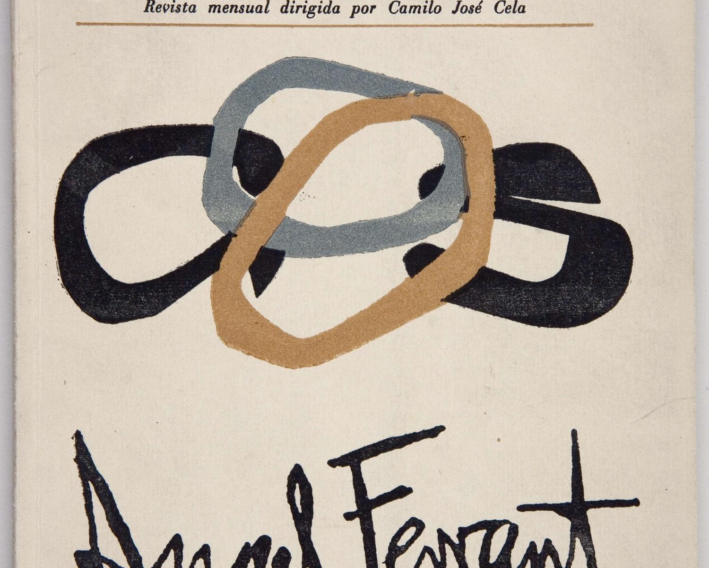 Papeles de Son Armadans: revista mensual dirigida por Camilo José Cela. 1961