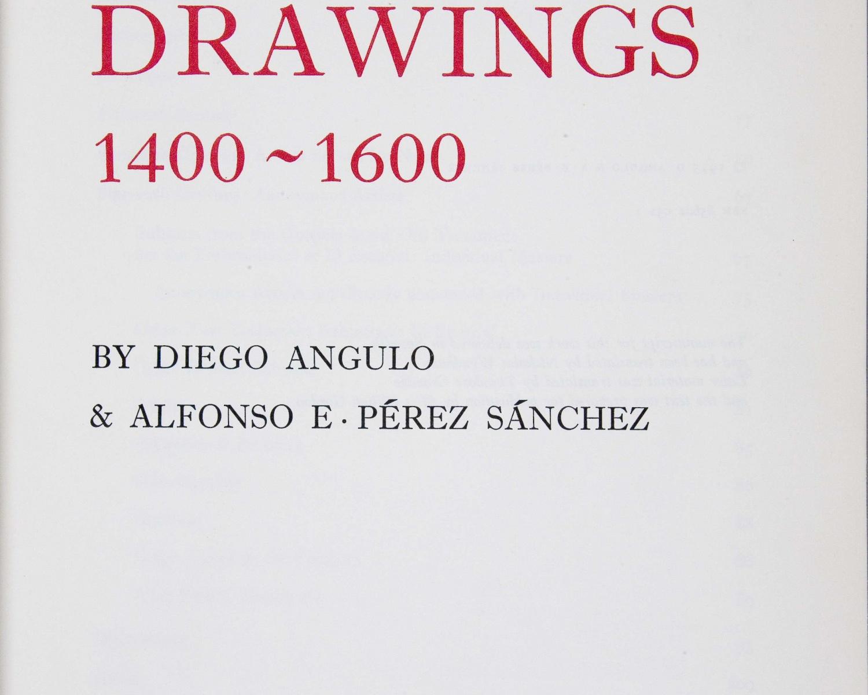 Diego ANGULO IÑIGUEZ, Alfonso Emílio PÉREZ SÁNCHEZ. A Corpus of Spanish Drawings. London: Harvey MillerOxford: Oxford University Press, cop. 1977-1988. Vol. I