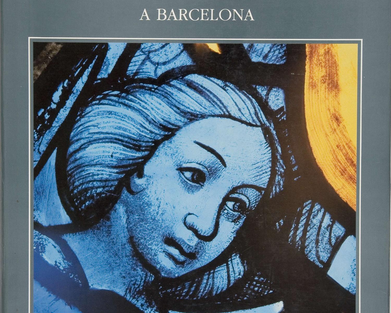 Joan AINAUD DE LASARTE, Els vitralls medievals de l'església de Santa Maria del Mar, a Barcelona. Barcelona: Institut d'Estudis Catalans, 1985