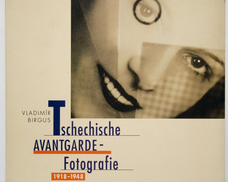 Tschechische avantgarde-fotografie: 1918-1948. Stuttgart: Arnoldsche, 1999