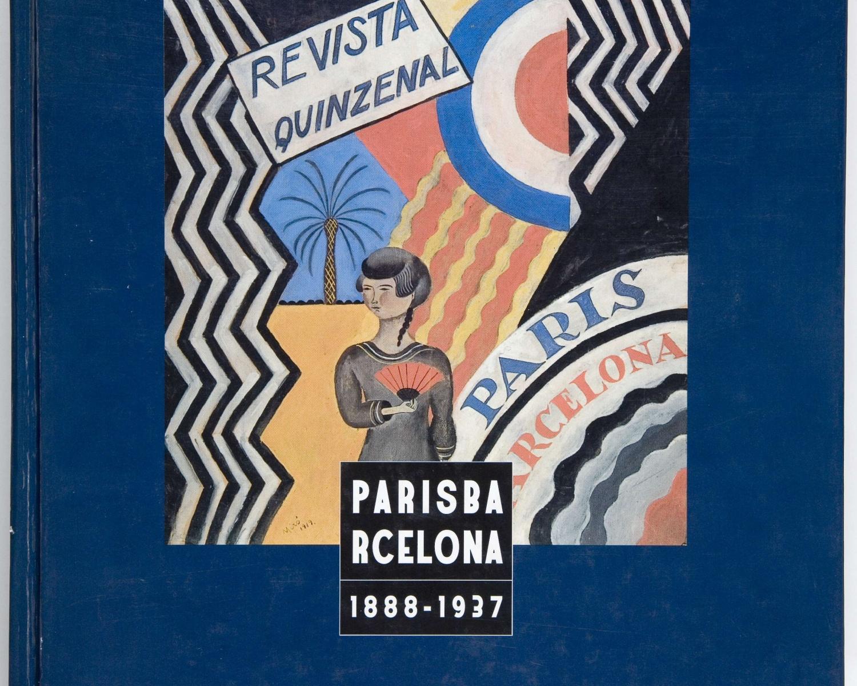 París Barcelona: 1888-1937: Galeries nationales du Grand Palais, París 11 d'octubre de 2001-14 de gener de 2002...