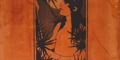 Ethel Reed - The White Wampum - 1895