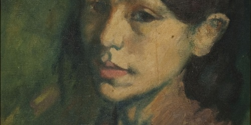 Ricard Canals - Female Bust - Circa 1925