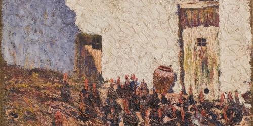 Nicolau Raurich - Indiots (Sant Pol de Mar) - Cap a 1912