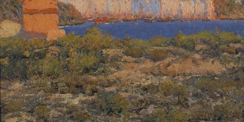 Nicolau Raurich - Calella - Cap a 1906
