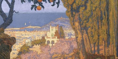 Nicolau Raurich - Barcelona - 1909