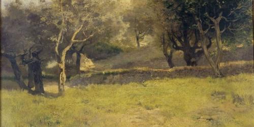 Josep Masriera - Landscape - 1903
