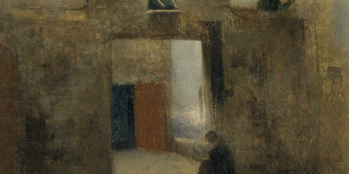Laureà Barrau - Solitude - 1891