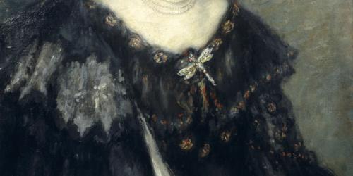 Ricard Canals - Retrat de Rosa Amouroux - Cap a 1910