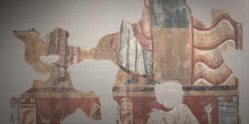 Mestre de Boí - Figures, arquitectures i bestiari de Sant Joan de Boí - Cap a 1100