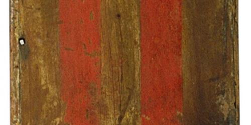 Anònim. Catalunya - Taula d'enteixinat amb les armes dels Cardona i les del comte d'Empúries - Primer quart del segle XIV