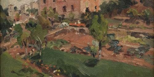 Francesc Gimeno - Suburb of Barcelona - 1923