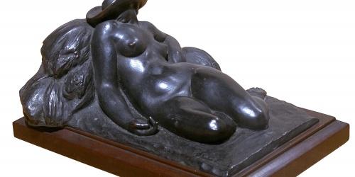 Pablo Gargallo - La segadora - 1924