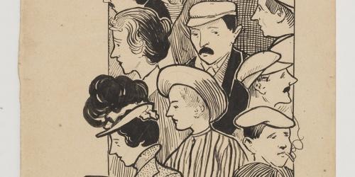 Joan Cardona - «A fer compras!» (Shopping) - 1898