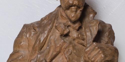 Martí Gimeno - Portrait of the Painter Francesc Gimeno - 1905