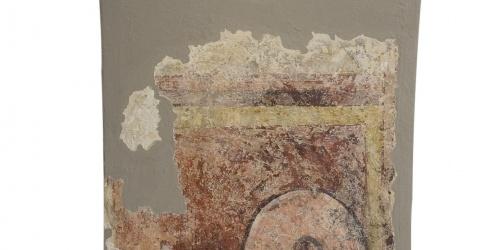 Mestre de Boí - Au de dos caps de Sant Joan de Boí - Cap a 1100
