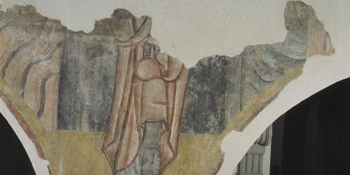 Mestre de Boí - Sant de Sant Joan de Boí - Cap a 1100